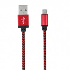 Forever Micro USB Cable 1m - Red