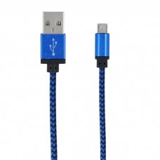 Forever Micro USB Cable 1m - Blue