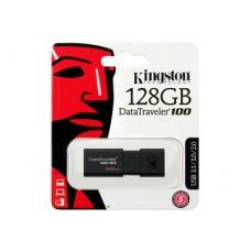 Kingston DataTraveler 100 G3 Flash Drive - 128GB