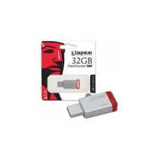 Kingston DataTraveler 50 Flash Drive - 32GB